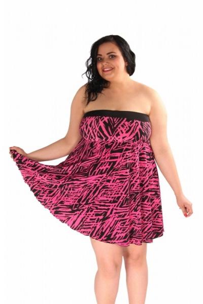 93ffddd38b Salon Mody XXXL - Sukienki plażowe duże rozmiary